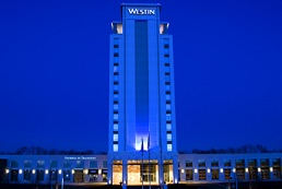 Westin at Night
